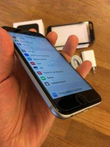iPhone 6S 32GB nyskick. Kvitto   garanti  53c7fbcdaa79d