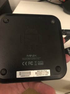 MINIX NEO X8-H Plus Android -tv box | Swedroid forum - Nordens